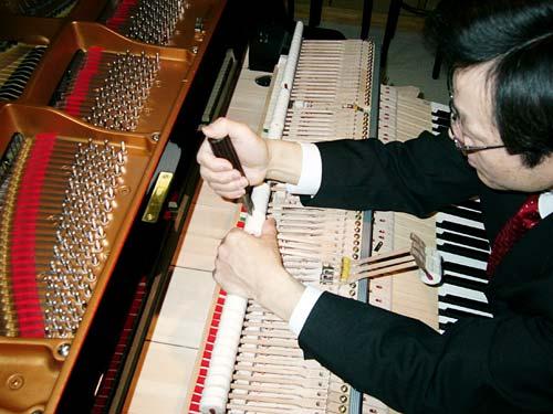 ピアノ工房ハーモニー ピアノ調律